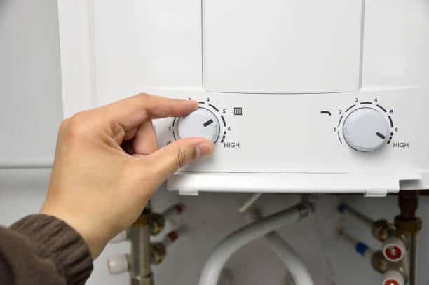 Installation et réparation de chauffe-eau