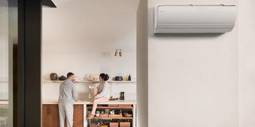 Solutions de climatisation pour nouvelles constructions